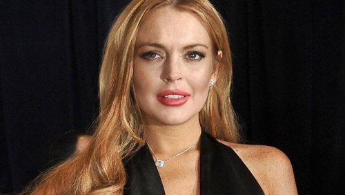 Lindsay Lohan gets 90 days in rehab