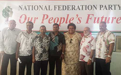 NFP endorses 3 more including Pramod Rae