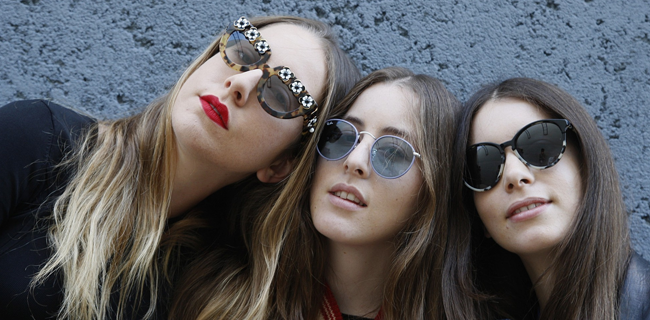 Haim to release 2nd album Something To Tell You  July 7