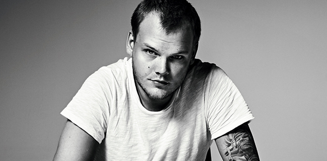 Avicii is back with a 6 track EP