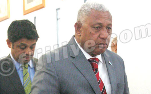 I will lead FijiFirst with AG by my side: PM
