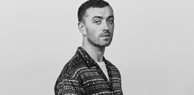Sam Smith's 2nd album The Thrill Of It All out Nov 3
