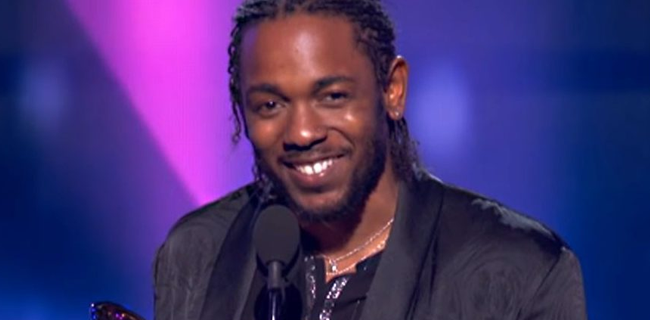 Kendrick Lamar wins Pulitzer for music