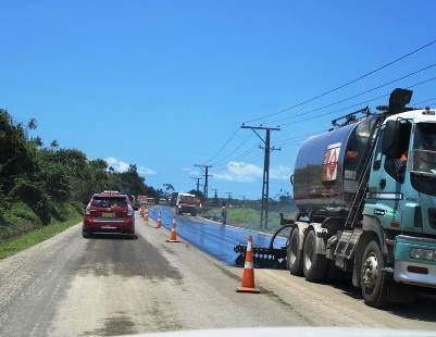 CR5G awarded road maintenance contract