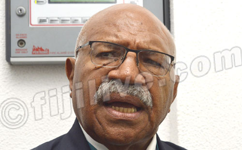 Rabuka elected as Leader of Opposition