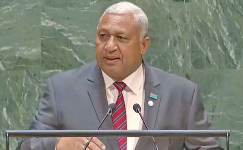 PM disappointed after UN climate change mtg