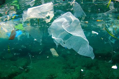 98pc plastics in Pacific Ocean 'from elsewhere'