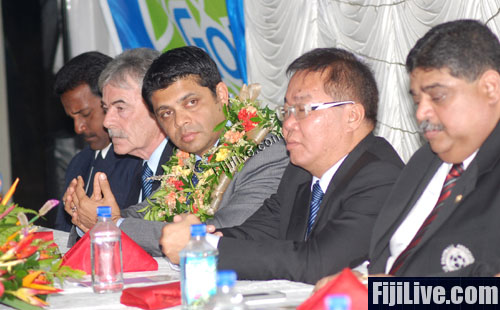 OFC boss pleased with Fiji FA progress
