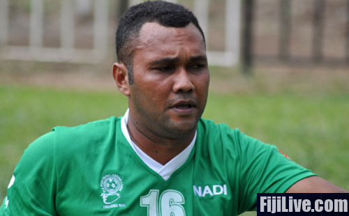 Nadi coach sweating on Ravosai injury