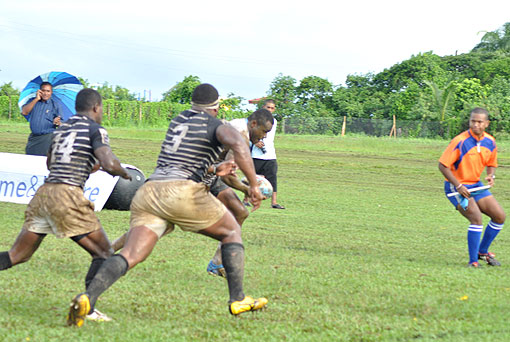Fiji 7s coach pleads for patience