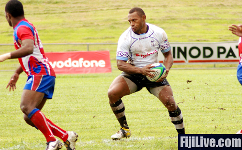 Samu Bola to lead Suva against Nadroga