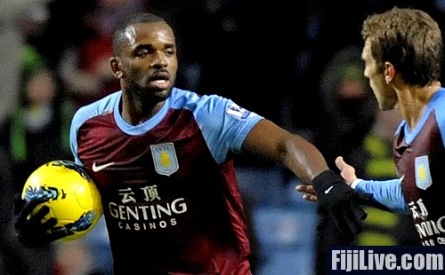 Bent rescues point for Villa against Baggies