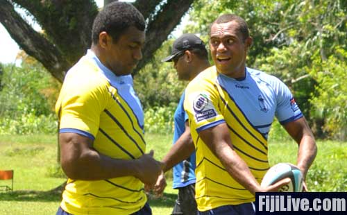Fiji Warriors edge Tonga, cement PRC win