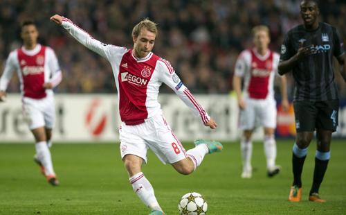 Calamity for City after defeat at Ajax