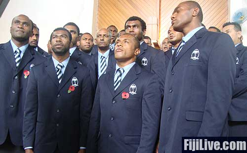 Expat for Fiji Rugby HPU manager