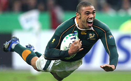 Habana voted top South African player