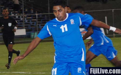 Labasa name Cup squad, keen on Roy