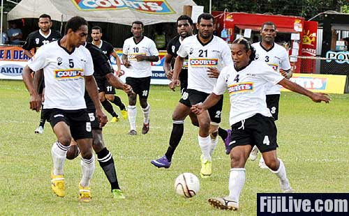 Nausori to host first leg of PR