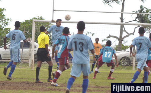 Suva clubs to clash in NCC opener