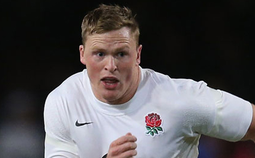 Tormentor Ashton back for England