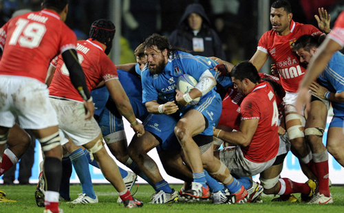 Italy ring changes for All Blacks 'Everest' test