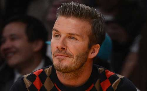 Beckham rejects potential move to Australia