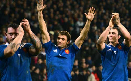 Clerc inspires French to win over Pumas