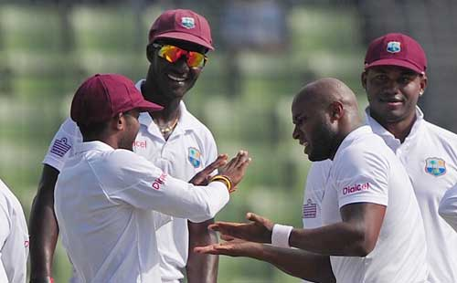 Five-star Best helps West Indies rout Bangladesh