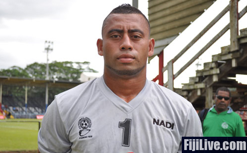 Ben Aminio to captain Nadi in Pacific Cup