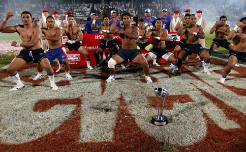 Samoa aims to repeat 2007 feat