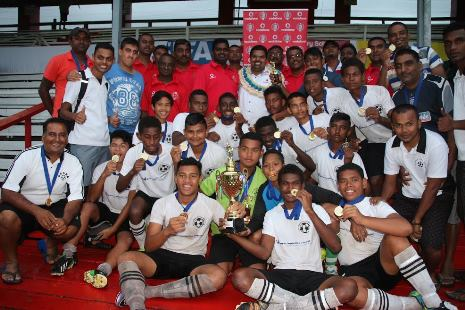 Suva beats hosts, claims first IDC title