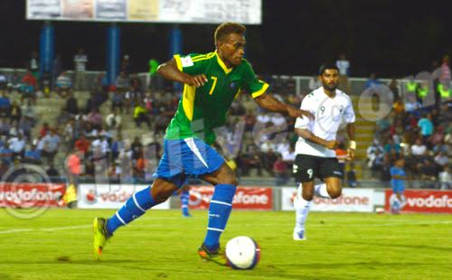 Fiji, Solomon Islands play to a stalemate
