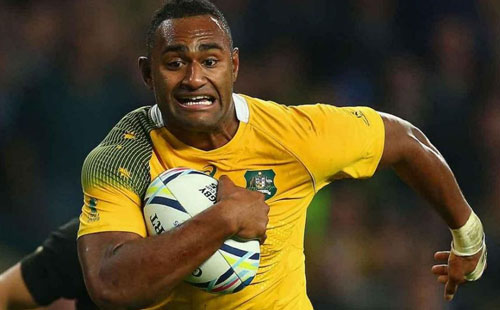 Kuridrani re-signs with Wallabies until 2019