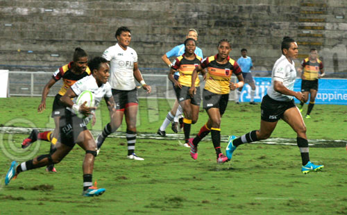 Fijiana ends campaign in third spot