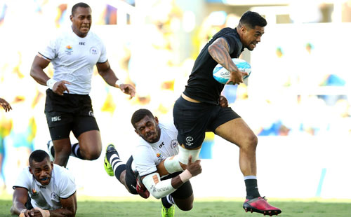 NZ beats Fiji to win Commonwealth gold