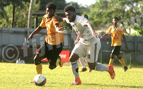 Late penalty saves leaders Suva