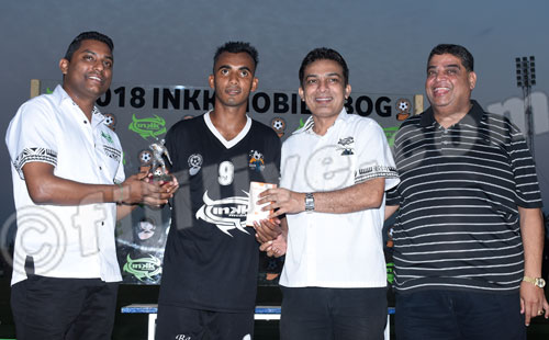 Awards motivate Zahid for further glory
