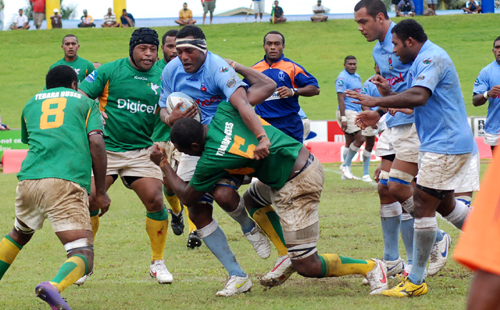 Tailevu sides chase Cup wins