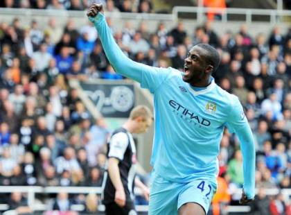 Toure double puts City on the verge