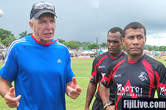 Tiejtens to team up with Serevi
