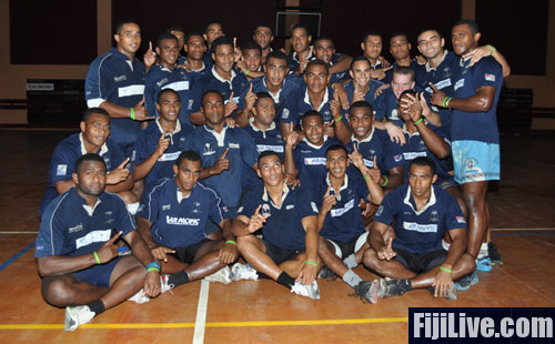 Make it count, Nailatikau tells Fiji U20s